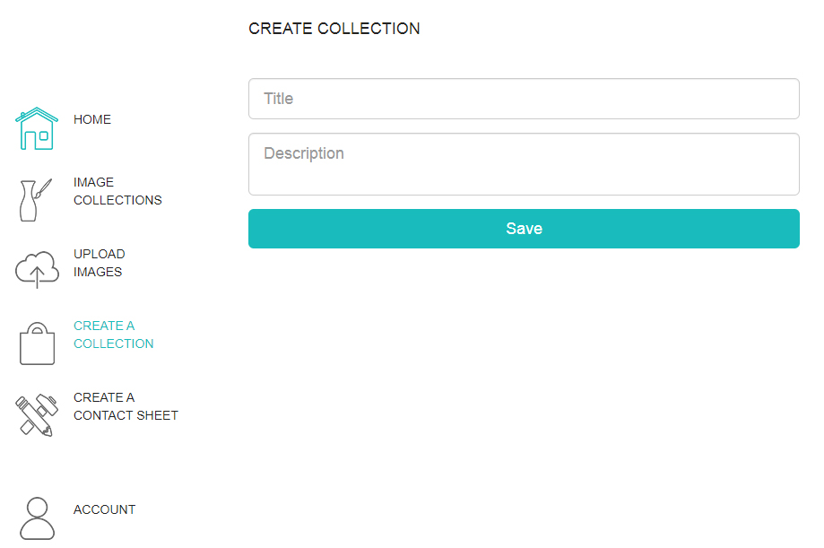 Manage Collections