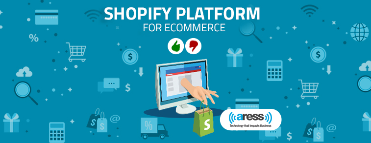 Pros and Cons of using the Shopify platform for building eCommerce stores